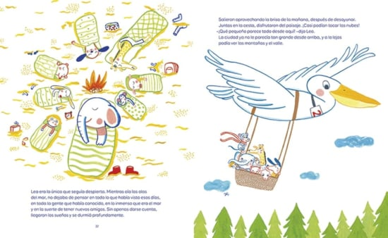 Illustration by Natascha Rosenberg