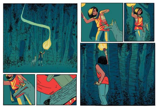 Illustration by Bailie Rosenlund