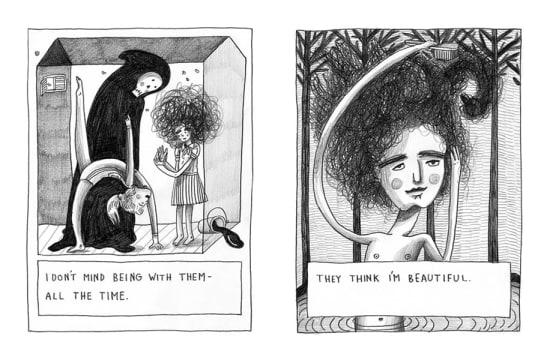 Illustration by Merav Salomon