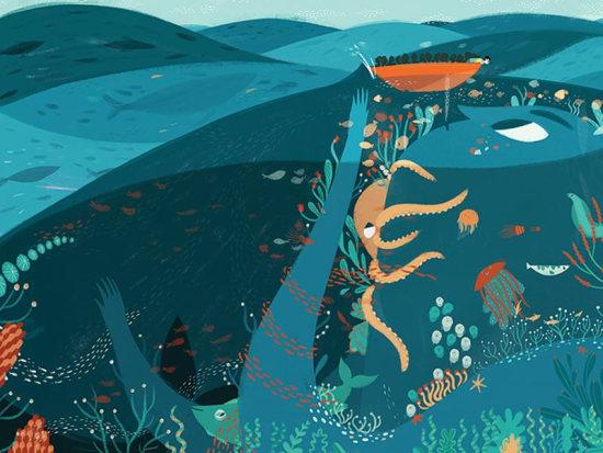 Illustration by Francesca Sanna