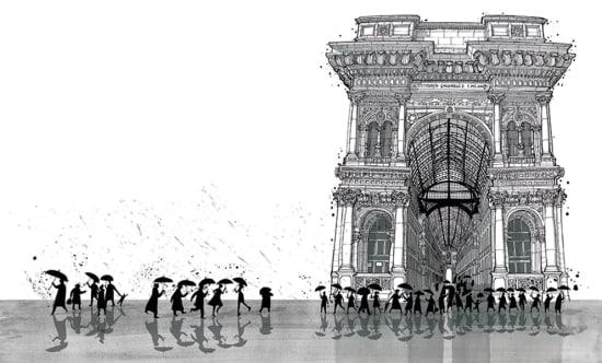 Illustration by Carlo Stanga