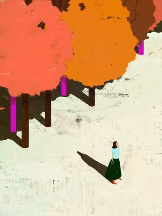 Illustration by Daniela Tieni