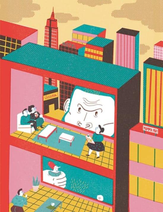 Illustration by Federica Ubaldo