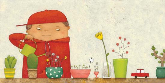 Illustration by Constanze von Kitzing