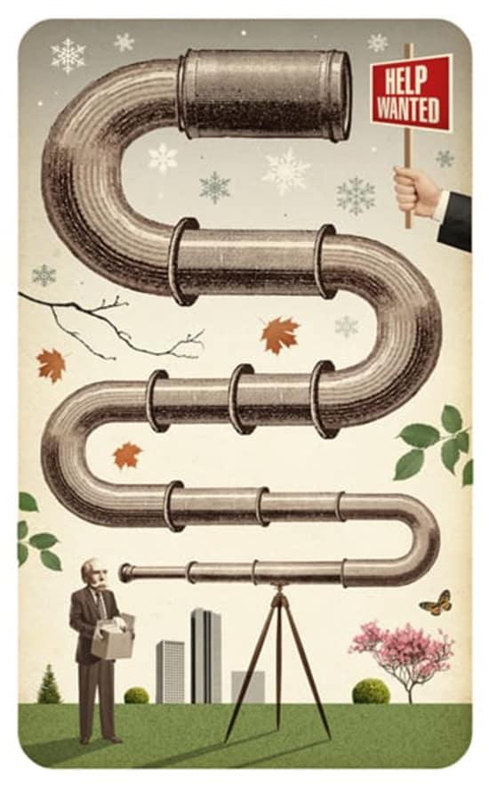Illustration by Michael Waraksa