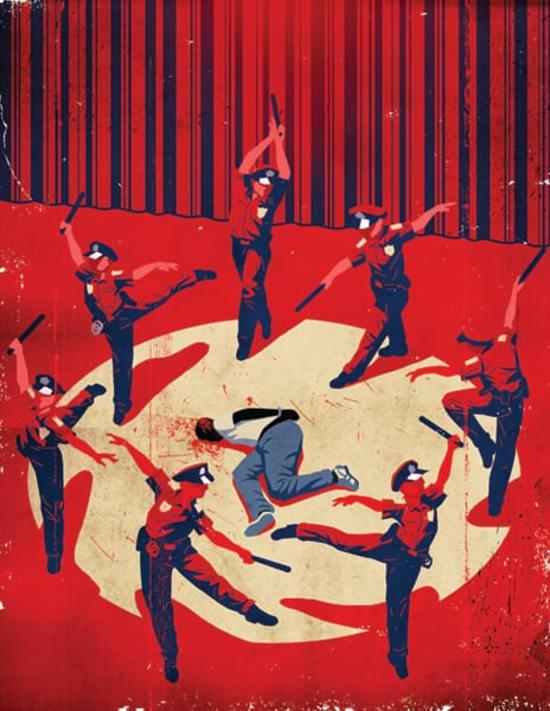 Illustration by Sam Ward