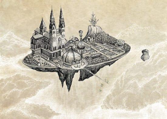 Illustration by Kamila Wojciechowicz