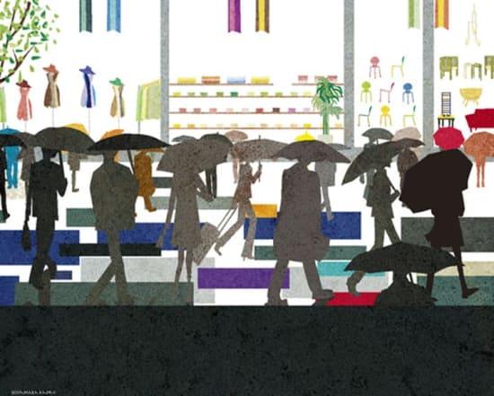 Illustration by Kaoru Yamada