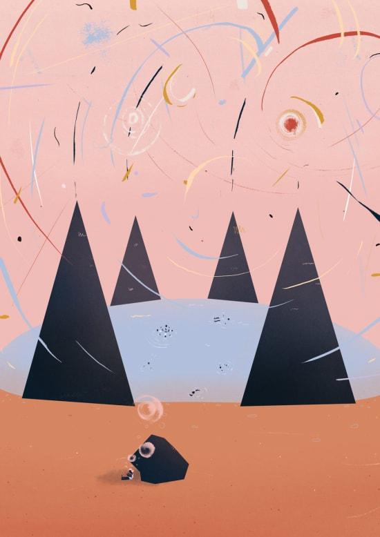 Illustration by Asu Ceren