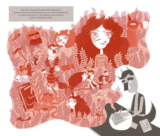 Illustration by Bellebrute