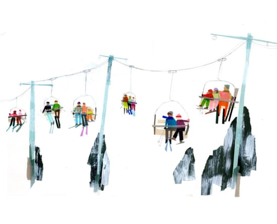 Illustration by Maria Carluccio