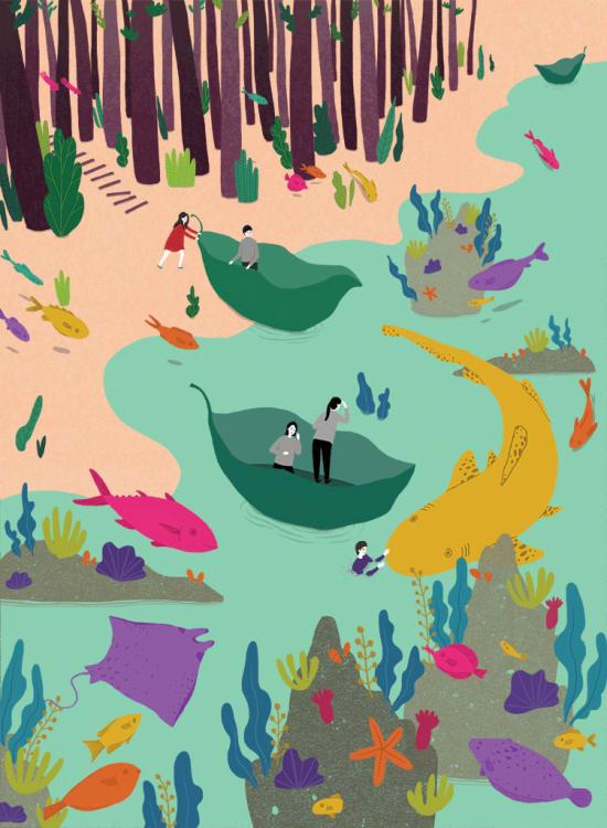 Illustration by SeongEun Kim