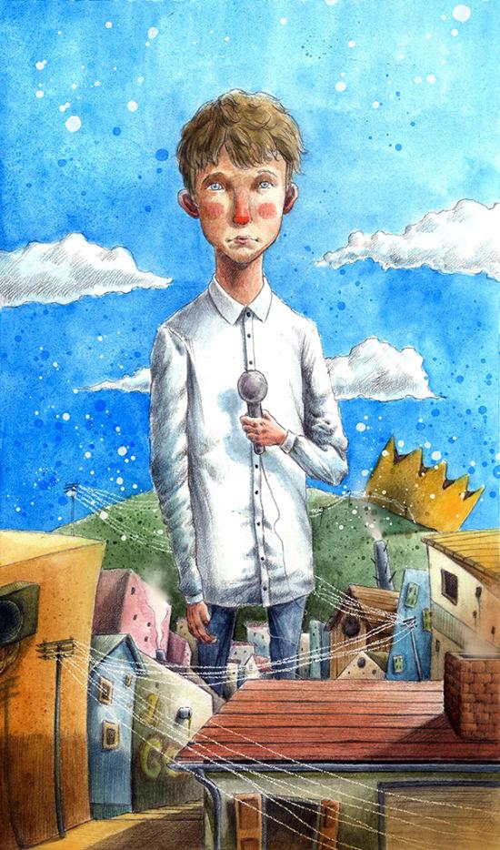 Illustration by Hengguang Li