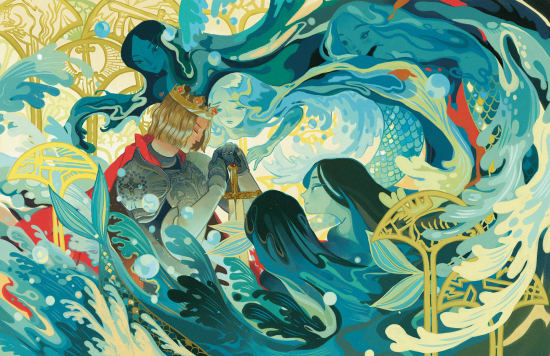 Illustration by Kuri Huang