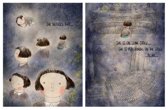Illustration by Mihyun Yu