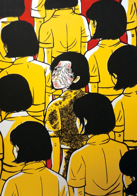 Illustration by Shen Chen Hsieh