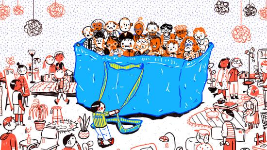 Illustration by Joy Ho