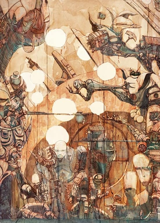 Illustration by Yinghui Meng