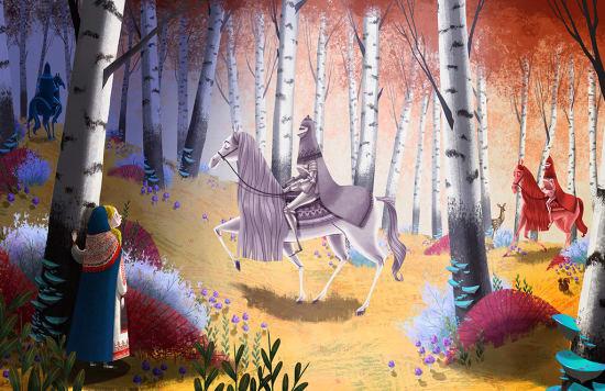 Illustration by Alexandra S. Badiu