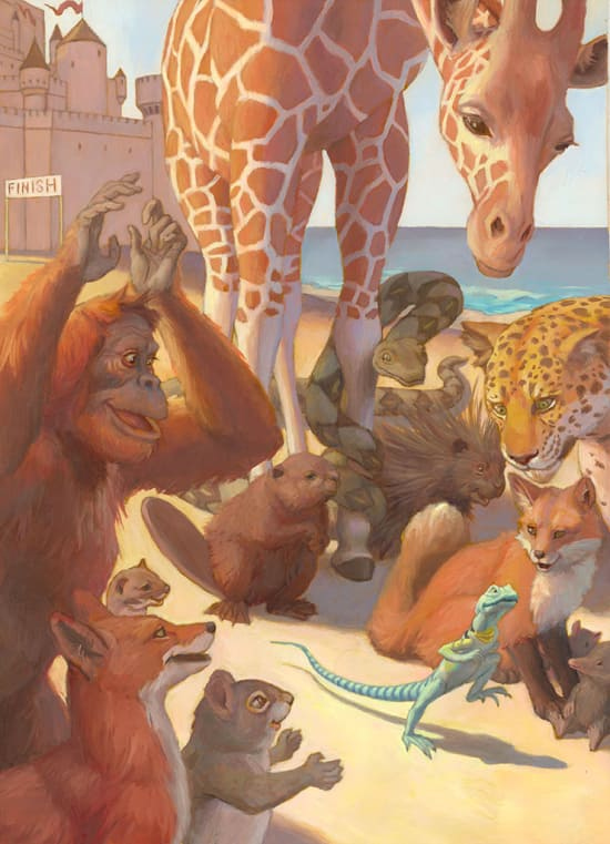 Illustration by Eric Leif Freeberg