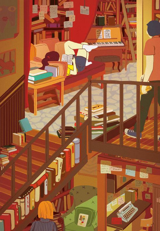Illustration by Sarah Sung