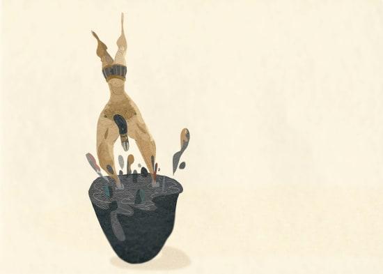 Illustration by Kiké Quintero