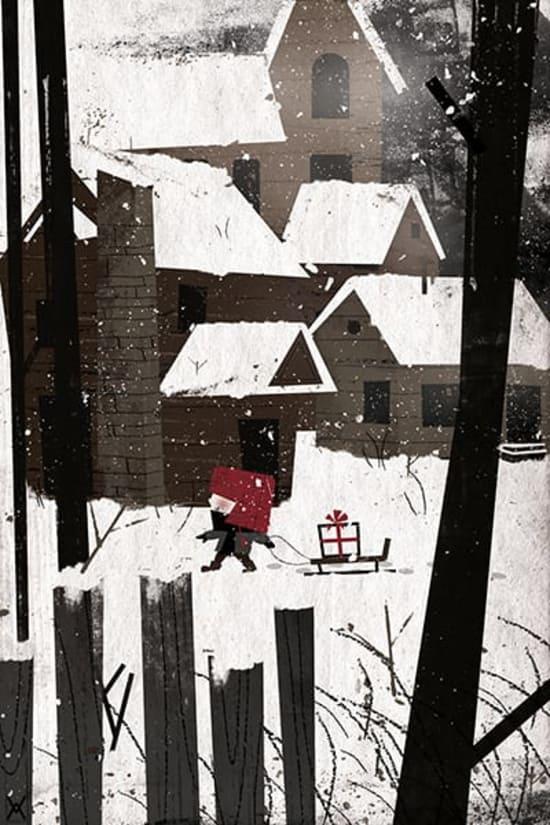 Illustration by Vancai