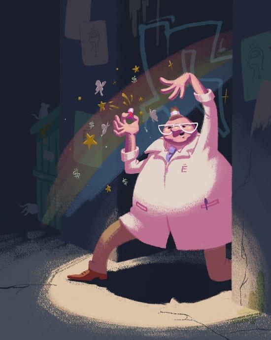 Illustration by Grace Tsai