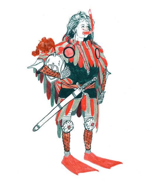 Illustration by Avalon Nuovo