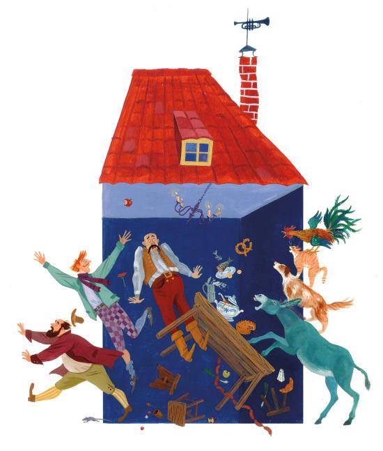 Illustration by Bistra Masseva
