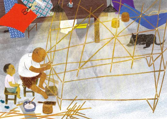 Illustration by Shu-Man Wang