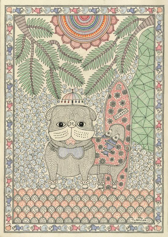 Illustration by Takahisa Hashimoto