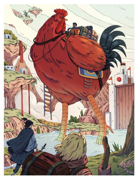 Illustration by Zhihe (Hank) Liu