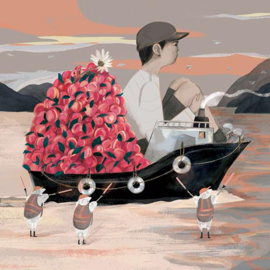 Illustration by Nayeon Lee