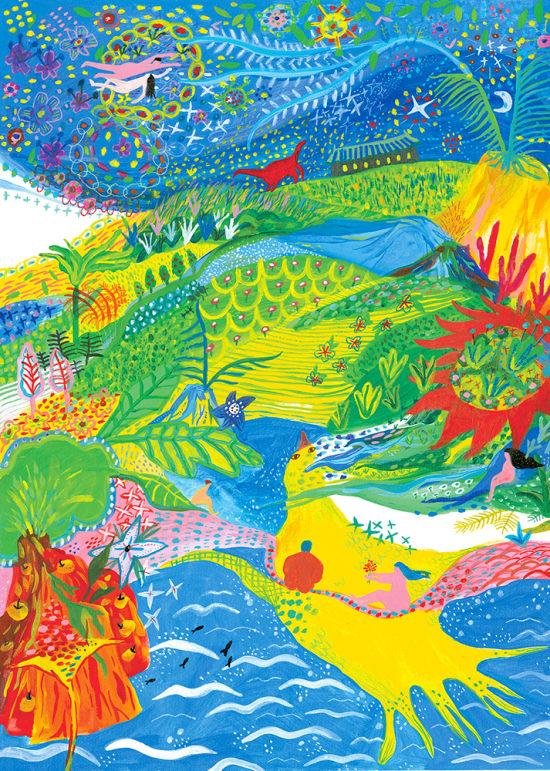 Illustration by Ellie Ji Yang