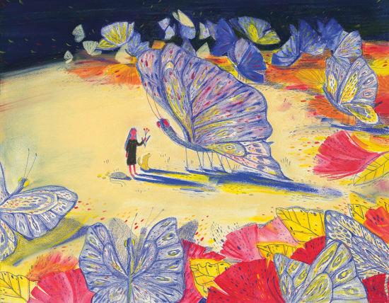 Illustration by Rita Tu