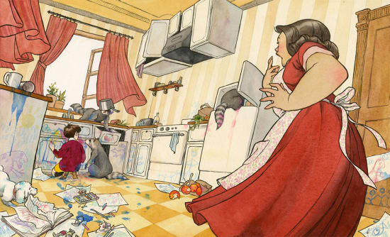 Illustration by Shiella Witanto