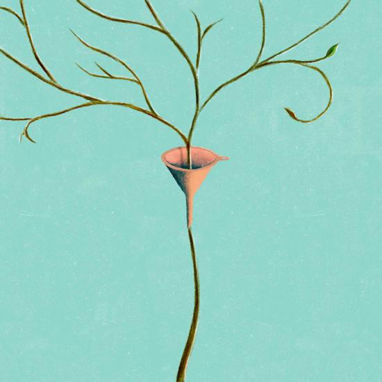 Illustration by Daniel Liév