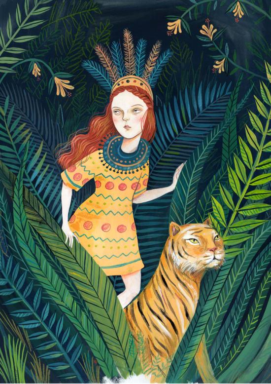 Illustration by Helena Perez Garcia