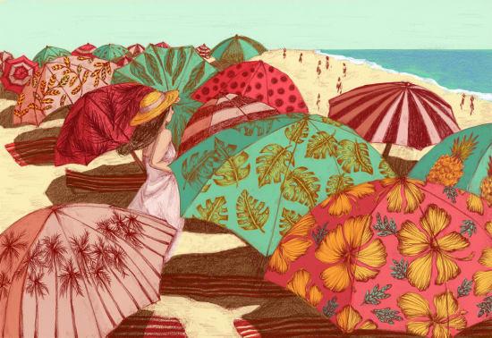 Illustration by Dora Wang