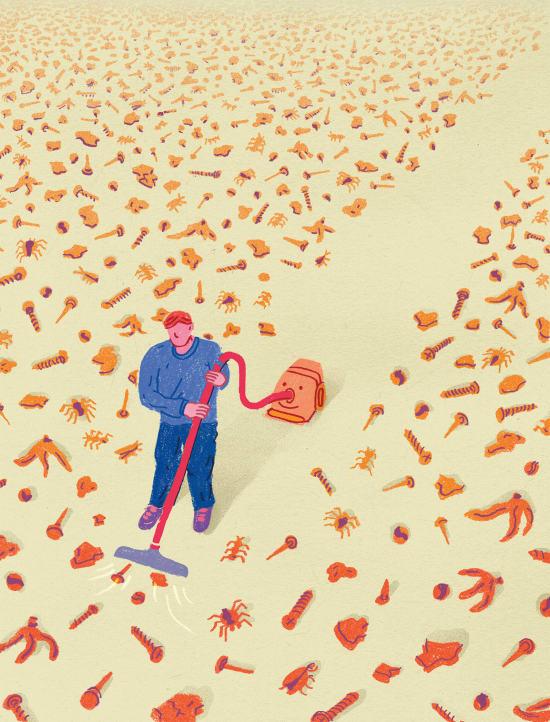 Illustration by David Huang
