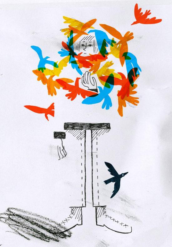 Illustration by Adam de Souza