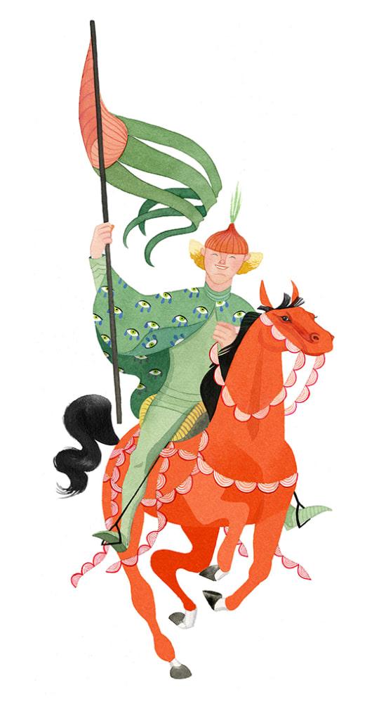 Illustration by Mikayla Butchart
