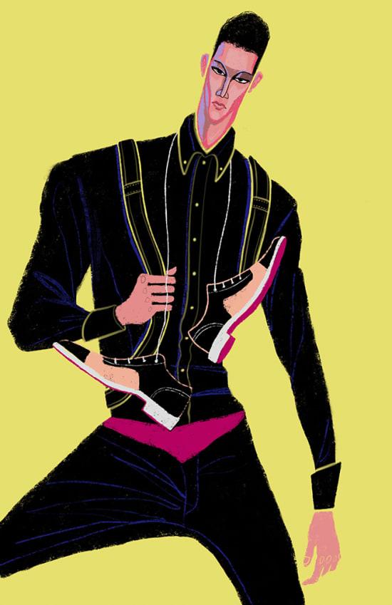 Illustration by Jianrong Lin
