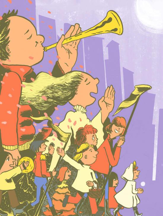 Illustration by Mark Wang