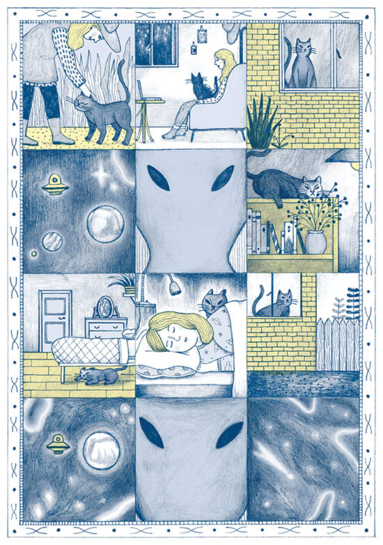 Illustration by Alessandra De Cristofaro