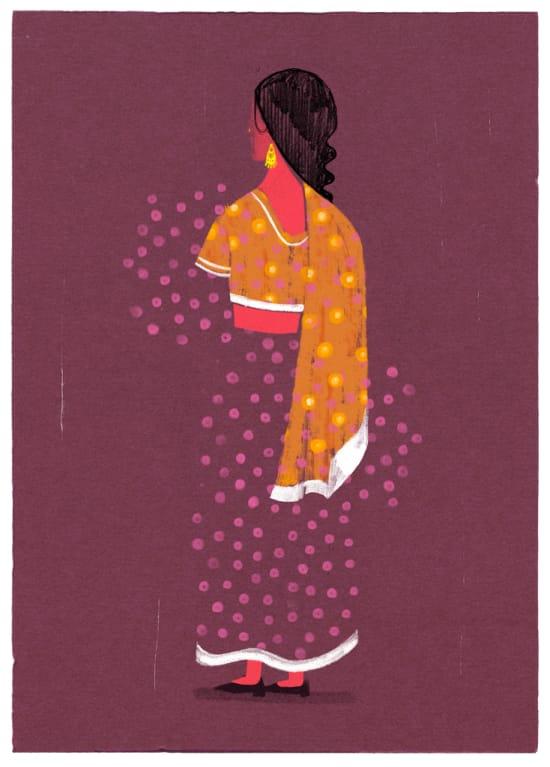 Illustration by Raz Latif