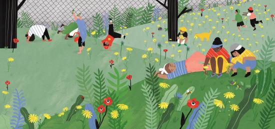 Illustration by Maya Ish-Shalom