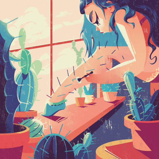 Illustration by Skye Bolluyt