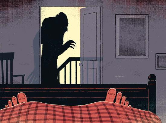Illustration by Jens Bonnke